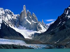 Southern Argentina. Mel & I will make our journey here in the next 2 or more years. Patagonia & penguins.... I'm coming for ya!