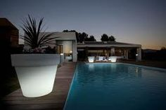 lighted pots - Google Search