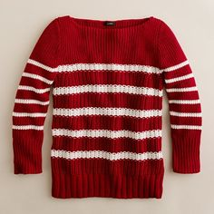 Ripplestitch Sweater in Stripe ($24.99 - also in 3 other colorways)