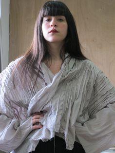 Maya and shirt 2012 by Rakefet Levy