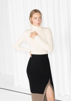 & Other Stories | Turtleneck Sweater