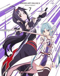 Asuna & Yuuki ~ SAO II Mother's Rosario Arc
