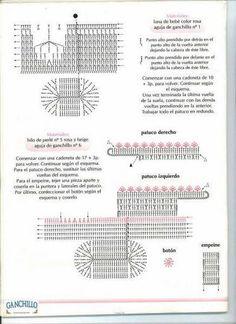 372 Журнал вязаной одежды для детей. Вязаные Balbatron одежды для детей