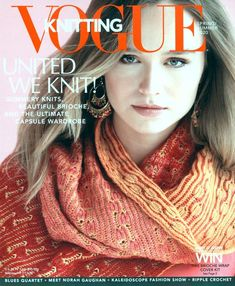Vogue Knitting Spring/Summer 2020 This issue has some. Vogue Knitting, Knitting Books, Crochet Books, Knitting Magazine, Crochet Magazine, Crochet Ripple, Knit Crochet, Knitting Patterns Free, Free Knitting