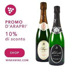 Today D'Araprì #rosè and #brut Shop on wine4wine.com #wine4wine #grape #italy #winelovers #wineporn #luxurywine#wineonline #spring #wine #butterfly#instawine #ig_captures #nature#winelovers #welovewine #vino#goodwines #igers #winetastic#naturelovers #picoftheday #sunsetlovers#instasunset #tastingroom #whitewine#sunset #champagne
