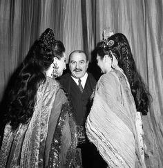 Montserrat Caballé and Fiorenza Cossotto, Norma, La Scala, 1972