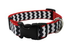 Paw Paws USA Chevron, Black/Red -- You can get additional details at the image link. (This is an affiliate link) #DogHarnesses