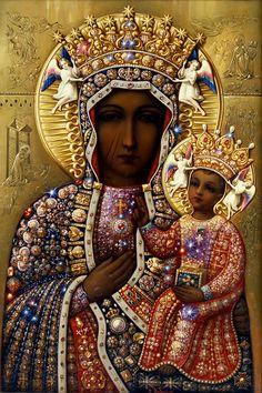 ♕ Our Lady of Czestochowa