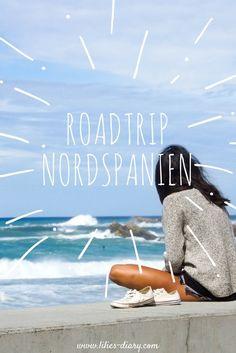 Ein Roadtrip durch Nordspanien und Frankreich. Die schönsten Ecken und Reisetipps findet ihr auf dem Reiseblog Lilies Diary...