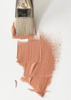 pretty pink paint