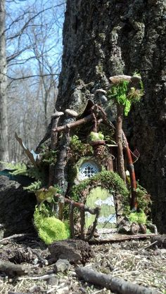 Hey, I found this really awesome Etsy listing at https://www.etsy.com/listing/207091519/fairy-home