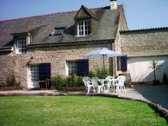 Maison Jaune Southern Brittany Cottages