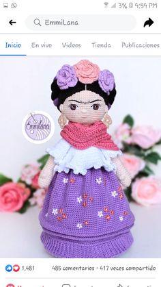 Crochet Elephant, Crochet Bear, Crochet Angels, Cute Crochet, Crochet Dolls, Beautiful Crochet, Crochet Ornament Patterns, Crochet Vest Pattern, Easy Crochet Patterns