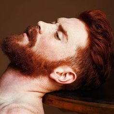 Parisian guy and big fan of Ginger & Hairy Men. Ginger Men, Ginger Beard, Ginger Snaps, Conquistador, Moustaches, Hairy Men, Bearded Men, Redhead Men, Red Beard