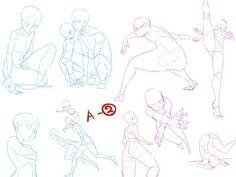 我想画漫画、插画,动画设定图之类的,但是对人的结构画不好,怎么掌握技巧呢? - 动漫 - 知乎