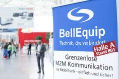 BellEquip GmbH auf der Smart Automation 2014 Tech Companies, Company Logo, Logos, Communication, Logo