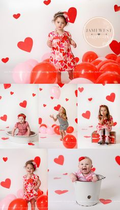 20 Valentines Day Photo Ideas for Family and Kids | Valentines day ...