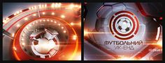 Football Weekend by N3 Design , via Behance