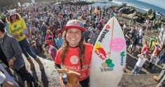 Maui and Sons Pichilemu Women's Pro abre serie de seis eventos da WSL South America. | Surftoday