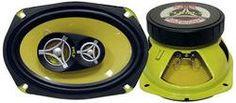 6'' x 9'' 360 Watt Three-Way Speakers