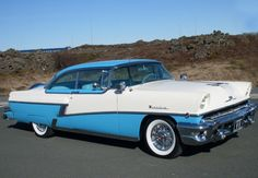 58 Merc Turnpike Cruiser