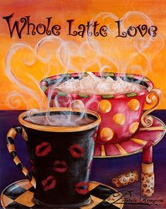 Whole Latte Love @http://coffee-mood.livejournal.com