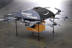 Amazon reveló detalles de su ejército de drones