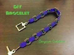 Sleek Bracelet ...Simple & Elegant - YouTube