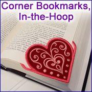 Вышивка Библиотека - закладки и чтения
