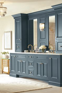 Check out dozens of kitchen and bathroom photos of cabinets by MasterBrand. Find cabinets for other rooms too. Bathroom Red, Bathroom Plants, Large Bathrooms, Bathroom Layout, Master Bathroom, Small Bathroom, Bathroom Ideas, Dream Bathrooms, Bathroom Designs