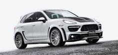 Cool Porsche: GALLERY - PORSCHE CAYENNE 958 BLACK BISON EDITION  CAYENNE 958 ~2014y WALD SPORTS LINE BLACK BISON EDITION Check more at http://24car.top/2017/2017/07/19/porsche-gallery-porsche-cayenne-958-black-bison-edition-cayenne-958-2014y-wald-sports-line-black-bison-edition/