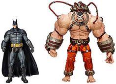DC Collectibles Batman: Arkham Asylum: Bane vs. Batman Action Figure, 2-Pack DC Collectibles http://www.amazon.com/dp/B00CU26O5G/ref=cm_sw_r_pi_dp_ty43ub10T32EH
