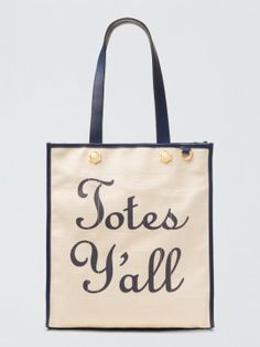 totes y'all vanderbilt by Draper James (Reese Witherspoon's new lifestyle website!)
