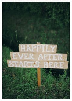 happily ever after starts here!  (and NOW!  so make the decision and get happy today!)