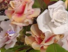 The New Clay News: Tutorial: Clay Rose with Color Gradient