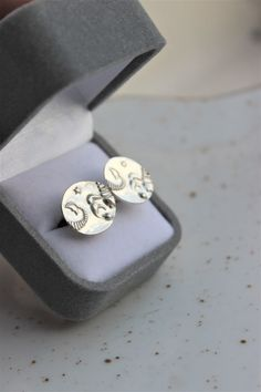Cufflinks with your choice of the zodiac sign | Etsy