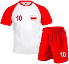 POLEN Volleyballbekleidung mit Wunschnamen und Wunschnummer