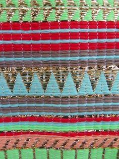 Malhia Kent Textiles, Surface Design, Textile Design, Fiber Art, Needlework, Hand Weaving, Tapestry, Embroidery, Knitting