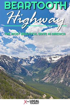 Is driving Beartooth Highway worth it? See what it's like to travel the most beautiful drive in America. Usa Travel Guide, Travel Usa, Yellowstone National Park, National Parks, Beartooth Highway, Travel Inspiration, Travel Ideas, Koh Tao, Road Trip Usa