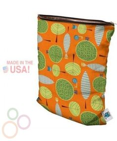 Planet Wise Medium Cloth Wetbag - Great wetbag to take on the go.