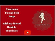 Cacciucco- Tuscan Fish Soup - YouTube