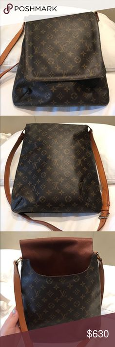 Louis Vuitton Vintage Crossover bag Great vintage condition ! 100% Authentic Louis Vuitton Bags Shoulder Bags