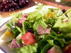 Salade Nicoise from FoodNetwork.com
