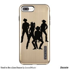 Used to Be a Line Dance Incipio iPhone Case