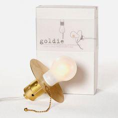 Lampe baladeuse Goldie