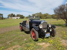 Recreation of the 1927 Chrysler race car which set the Australian 24 Hour Speed Record in 1927 at Lake Perkolilli. Race Cars, Antique Cars, Racing, Red, Drag Race Cars, Vintage Cars, Running, Auto Racing, Rally Car
