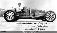 Bugatti Type 51 1932 Louis Chiron