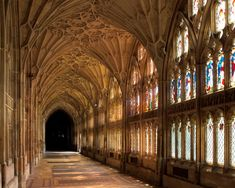 Check out pictures of the places used in filming the Harry Potter series.