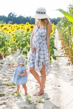 Sunflower fields   Anthropologie   Maternity Style