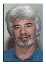 Chas Perry, My Craniosacral Therapy Teacher